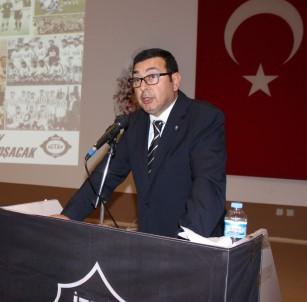 Ahmet Taşpınar Açıklaması 'Altay, Süper Lig Yolunda'
