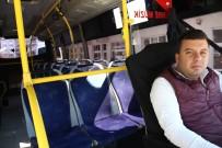 SIRKELI - Aydın'da Toplu Taşıma Araçları Boş Seyretmeye Başladı