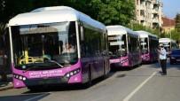 FARUK ÖZLÜ - Başkan Faruk Özlü'den Sağlık Çalışanlarına Otobüsler Ücretsiz
