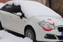KAR KALINLIĞI - Bitlis'te 79 Köy Yolunu Ulaşıma Kapandı