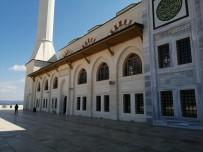 ÇAMLıCA - Cuma Namazı Kılınmayan Çamlıca Camii Havadan Görüntülendi