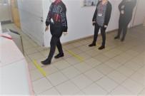 ÇOCUK HASTALIKLARI - Hastanelerde Sosyal Mesafe Önlemi
