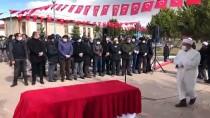 TUGAY KOMUTANI - İdlib Şehidi Uzman Onbaşı Ramazan Nayir Son Yolculuğuna Uğurlandı
