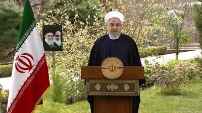 İranlı Liderlerin Nevruz Mesajlarında 'Koronavirüs' Vurgusu