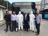 ESNAF ODASI - İstanbul'da Özel Halk Otobüsleri Sağlık Çalışanlarına Bedava