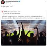 İZMIRSPOR - İzmir Kulüpleri Tek Yürek Açıklaması 'Her Şey Geride Kalacak'