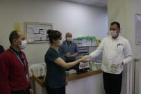 ALO 184 - Kahramanmaraş'ta Sağlık Çalışanları Jest