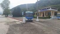Kaynaşlı'da Otobüs Seferleri Azaltıldı
