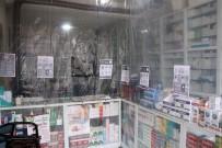 Kırşehir'de Korona Virüse Karşı 'Streçli' Önlem