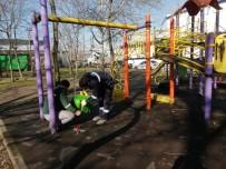 PERİYODİK BAKIM - Kocaeli'de Çocuk Oyun Grupları Bakımdan Geçiyor