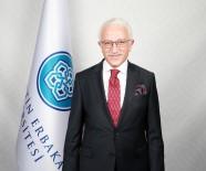 CEM ZORLU - NEÜ Rektörü Prof. Dr. Cem Zorlu'dan Sağlık Çalışanlarına Mesaj