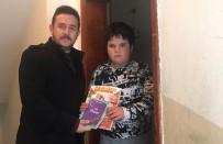 'Okuyan Kazanır' Dedi Çocuklara Kitap Hediye Etti