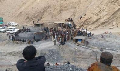 Pakistan'da Maden Ocağında Patlama Açıklaması 7 Ölü, 4 Yaralı