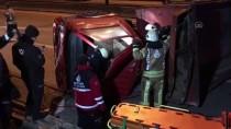 LÜTFİ KIRDAR - Sancaktepe'de Trafik Kazası Açıklaması 2 Yaralı