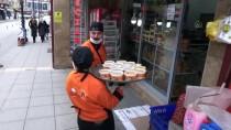 KUTLAY - Tokat'ta Kovid-19 Nedeniyle Lokanta Sahibinden Ücretsiz Paça Çorbası İkramı