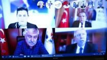 MERKEZİ YÖNETİM - Kılıçdaroğlu, CHP'li Büyükşehir Belediye Başkanlarıyla 'Kovid-19' Toplantısı Yaptı Açıklaması