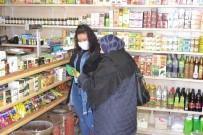 KEKIK YAĞı - Korona Virüsüne Karşı Önlem Almak İsteyenler Aktarların Yolunu Tuttu