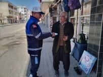 ÖMER TARHAN - 2 Saatlik Denetimde 65 Yaş Üstü 100 Kişi Evlerine Gönderildi