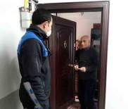 ERSIN YAZıCı - Balıkesir'de Valilikten Yaşlı Vatandaşlara Destek