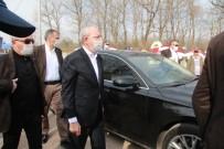 ENGİN ÖZKOÇ - CHP Lideri Kılıçdaroğlu Kız Kardeşini Son Yolculuğuna Uğurladı