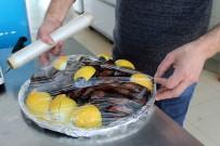 SIRKELI - Florya Balık Çarşısı'ndaki Restoranlar Paket Servisi Sistemine Geçti