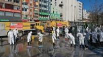 ALİ FUAT CEBESOY - Gaziantep'te Korona Virüs Mücadelesi