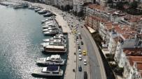 OLTA - İstanbullular Boğaza Akın Etti