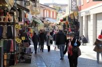KEMERALTı - İzmir'in Tarihi Kemeraltı Çarşısı Eski Günlerini Arattı