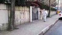KARTAL BELEDİYE BAŞKANI - Kartal'da Caddeler Ve Sokaklar Korona Virüse Karşı Dezenfekte Edildi