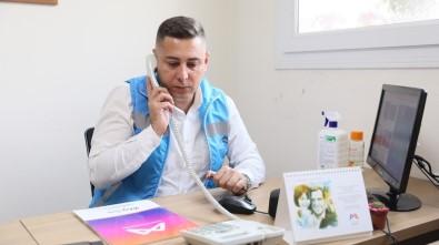 Mersin Büyükşehir Belediyesi Evde Kalan Yaşlıları Unutmuyor