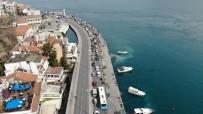 OLTA - (Özel) İstanbullular Boğaza Akın Etti