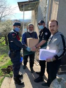 Safranbolu'da Yaşlıların İhtiyaçları Karşılanmaya Başlandı