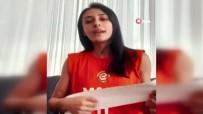 ECZACıBAŞı - Simge Aköz, Evde Kalanlara Moral Vermek İçin Şarkı Söyledi