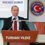 NECATI ÇELIK - Türk Harb-İş Sendikası Kocaeli Şube Başkanı Evinde Ölü Bulundu