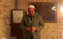 SELÇUKLULAR - 891 Yıllık Camide Vatandaşlara Evde Kalmaları Yönünde Anons Yapıldı