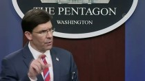 SIKIYÖNETİM - ABD Savunma Bakanı Mark Esper Açıklaması 'Koronavirüs Böyle Devam Ederse Harbe Hazırlık Kabiliyetimizi Etkiler'