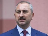 MEHMET YıLMAZ - Adalet Bakanı Gül'den flaş açıklamalar