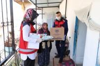 AKSARAY BELEDİYESİ - Aksaray Belediyesi Tüm Yaşlıların İhtiyaçlarını Gideriyor
