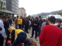 ALAADDIN KEYKUBAT - Alanya'da Feci Kazada Baba Öldü, Oğlu Yaralandı