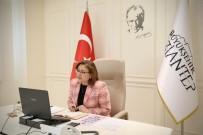 FATMA ŞAHIN - Başkan Şahin'den Korona Tedbiri