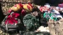 ELEKTRİK KABLOSU - Diyarbakır'da Terör Operasyonunda 322 Kilogram Esrar Ele Geçirildi