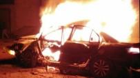 FARABİ HASTANESİ - El Bab'da Patlama Açıklaması 1 Ölü, 3 Yaralı