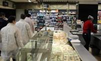 BÜLENT KORKMAZ - Gıda İşletmelerine 'Korona' Denetlemesi