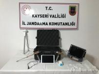 İncesu'da Tarihi Eser Operasyonu Açıklaması 4 Gözaltı