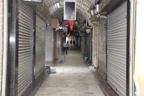 TEOMAN - İzmir'de Kuyumcular Kepenk Kapattı
