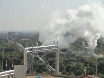 ENERJİ SANTRALİ - Kipaş Holding Türkiye'nin Jeotermal Enerji Üreten Firmaları Arasına Girdi