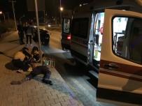 SÜLEYMAN DEMİREL - Kuşadası'nda Trafik Kazası; 1 Ölü