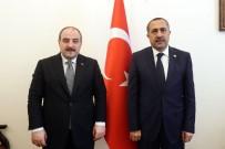 GÜNEŞ ENERJİSİ - Milletvekili Arvas, Sanayi Ve Teknoloji Bakanı İle Van'ı Görüştü
