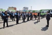 ŞEHITKAMIL BELEDIYESI - Şehitkamil'de Belediye Personellerine Büyük Jest