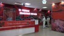 CUMHURIYET ÜNIVERSITESI - Sivas'ta Üniversite Hastanesi Dezenfekte Edildi